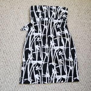 Charlotte Russe Juniors Strapless Dress